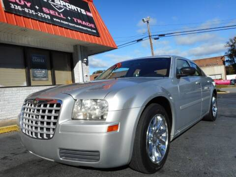 2005 Chrysler 300 for sale at Super Sports & Imports in Jonesville NC