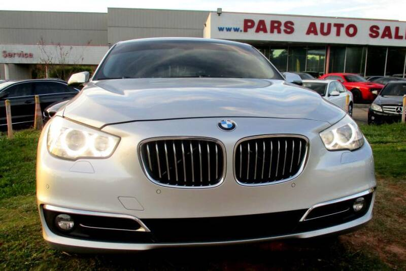 2015 BMW 5 Series for sale at Pars Auto Sales Inc in Stone Mountain GA