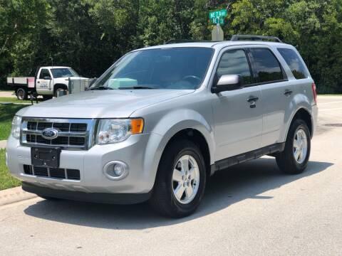 2012 Ford Escape for sale at L G AUTO SALES in Boynton Beach FL