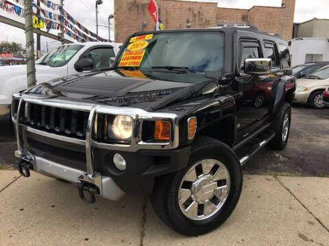 2009 HUMMER H3 for sale at Jeff Auto Sales INC in Chicago IL