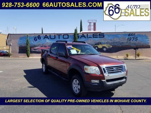 2010 Ford Explorer Sport Trac for sale in Kingman, AZ