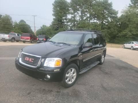 2003 GMC Envoy XL for sale at Five Star Motors in Senatobia MS