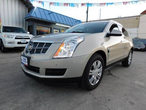 2012 Cadillac SRX for sale at AMD AUTO in San Antonio TX