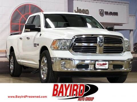 2017 RAM Ram Pickup 1500 for sale at Bayird Truck Center in Paragould AR