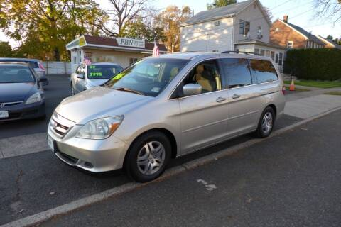 2006 Honda Odyssey for sale at FBN Auto Sales & Service in Highland Park NJ