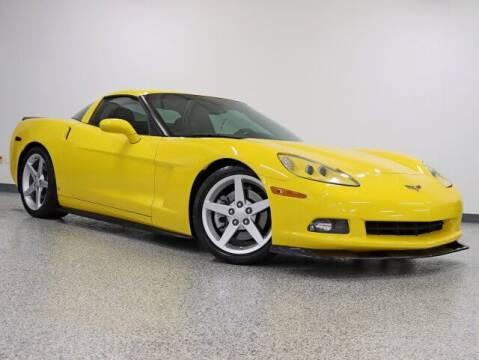 2006 Chevrolet Corvette for sale at PLATINUM MOTORSPORTS INC. in Hickory Hills IL