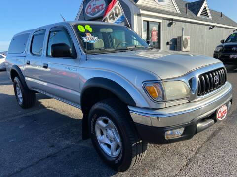 2004 Toyota Tacoma for sale at Cape Cod Carz in Hyannis MA