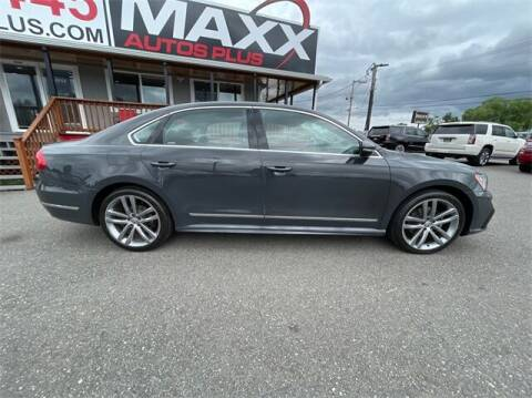 2016 Volkswagen Passat for sale at Ralph Sells Cars at Maxx Autos Plus Tacoma in Tacoma WA