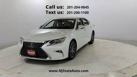 2016 Lexus ES 350 for sale at NJ State Auto Used Cars in Jersey City NJ