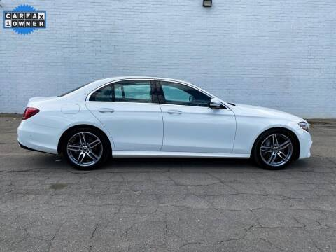2018 Mercedes-Benz E-Class for sale at Smart Chevrolet in Madison NC
