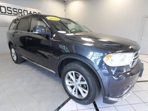 2014 Dodge Durango for sale at Crossroads Car & Truck in Milford OH
