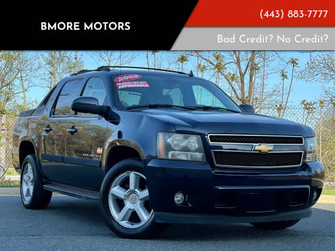 2008 Chevrolet Avalanche for sale at Bmore Motors in Baltimore MD