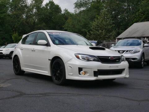 2014 Subaru Impreza for sale at Canton Auto Exchange in Canton CT