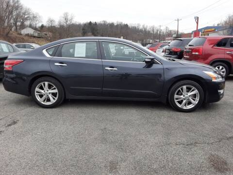 2013 Nissan Altima for sale at Martino Motors in Pittsburgh PA