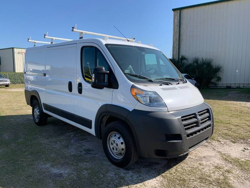 2017 RAM ProMaster Cargo for sale in Palmetto, FL