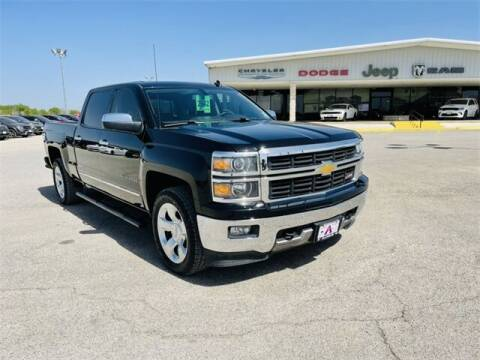 2014 Chevrolet Silverado 1500 for sale at ATASCOSA CHRYSLER DODGE JEEP RAM in Pleasanton TX