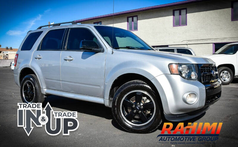 2012 Ford Escape for sale at Rahimi Automotive Group in Yuma AZ