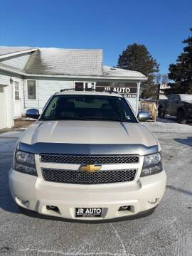 2012 Chevrolet Avalanche for sale at JR Auto in Brookings SD