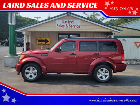 2011 Dodge Nitro for sale at LAIRD SALES AND SERVICE in Muskegon MI