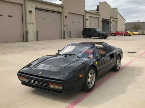 1989 Ferrari 328 GTS for sale at Enthusiast Motorcars of Texas in Rowlett TX