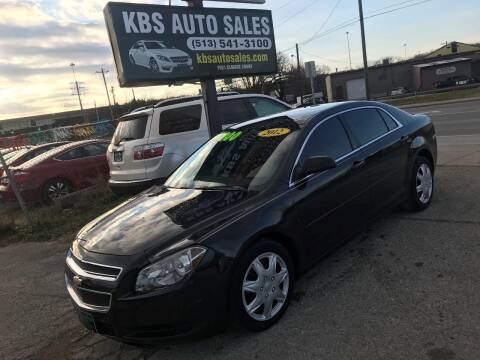 2012 Chevrolet Malibu for sale at KBS Auto Sales in Cincinnati OH