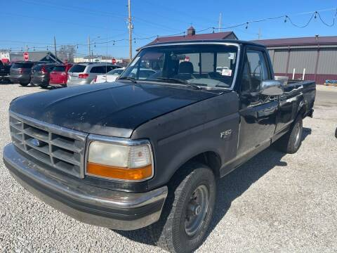 1995 Ford F-150 for sale at Davidson Auto Deals in Syracuse IN