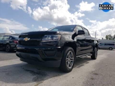 2020 Chevrolet Colorado for sale at Hardy Auto Resales in Dallas GA