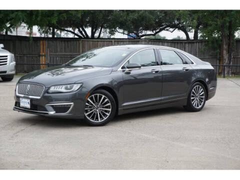 2018 Lincoln MKZ for sale at BAYWAY Certified Pre-Owned in Houston TX