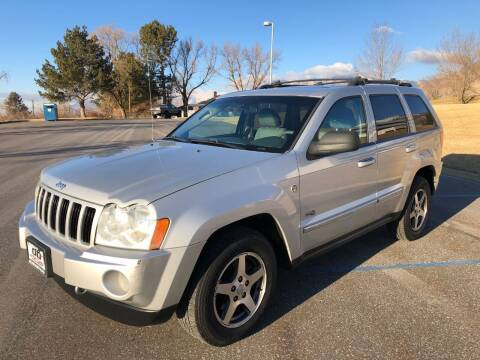 2006 Jeep Grand Cherokee for sale at DRIVE N BUY AUTO SALES in Ogden UT