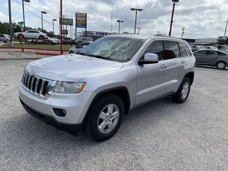 2011 Jeep Grand Cherokee for sale at Texas Drive LLC in Garland TX