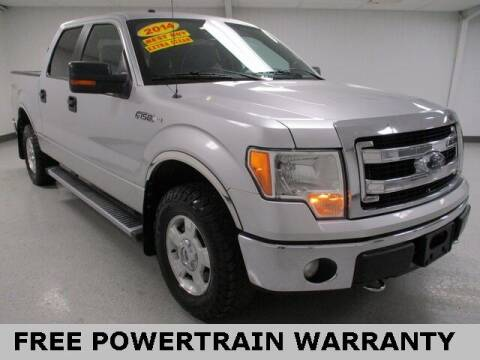 2014 Ford F-150 for sale at Sports & Luxury Auto in Blue Springs MO