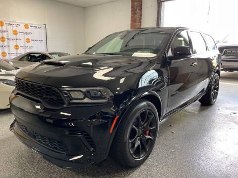 2021 Dodge Durango for sale at Vantage Auto Group - Vantage Auto Wholesale in Moonachie NJ