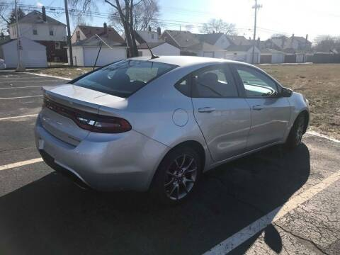 2013 Dodge Dart for sale at Yousif & Sons Used Auto in Detroit MI