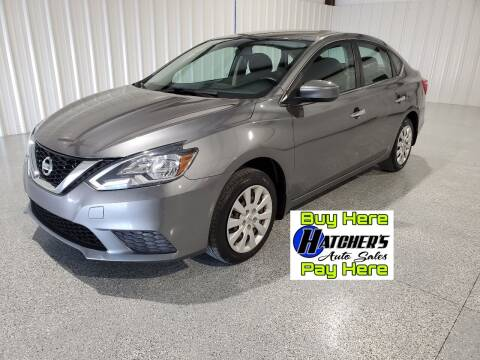 2016 Nissan Sentra for sale at Hatcher's Auto Sales, LLC - Buy Here Pay Here in Campbellsville KY