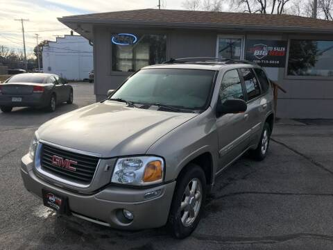 2002 GMC Envoy for sale at Big Red Auto Sales in Papillion NE