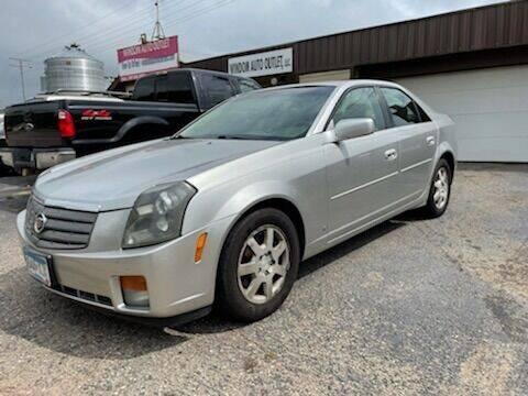2006 Cadillac CTS for sale at WINDOM AUTO OUTLET LLC in Windom MN