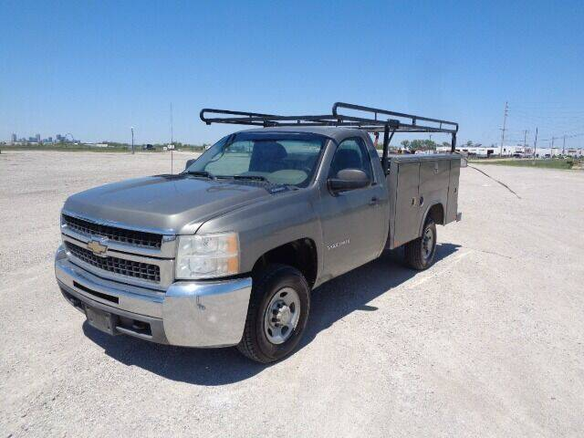 2009 Chevrolet Silverado 2500HD for sale at SLD Enterprises LLC in Sauget IL