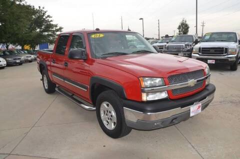 2004 Chevrolet Silverado 1500 for sale at AP Auto Brokers in Longmont CO