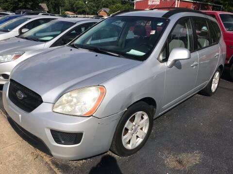 2008 Kia Rondo for sale at Sartins Auto Sales in Dyersburg TN