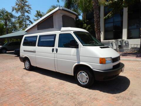 1995 Volkswagen EuroVan for sale at California Cadillac & Collectibles in Los Angeles CA