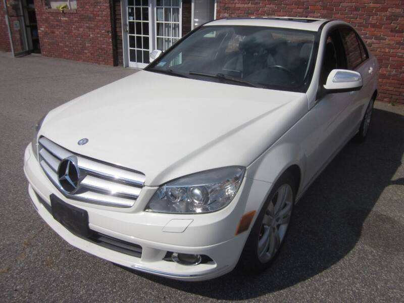 2008 Mercedes-Benz C-Class for sale at Tewksbury Used Cars in Tewksbury MA