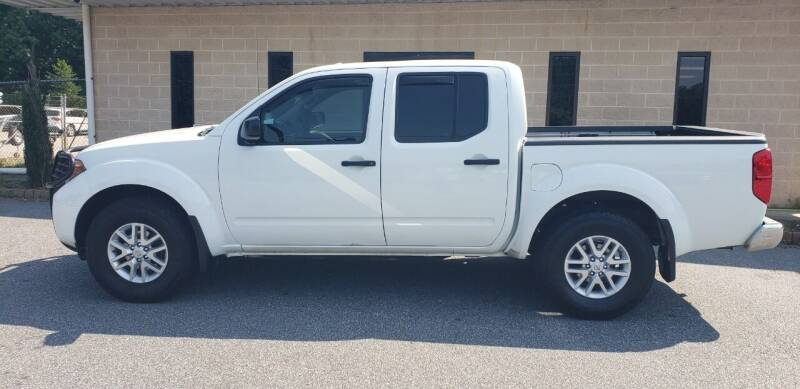 2016 Nissan Frontier for sale at 220 Auto Sales LLC in Madison NC