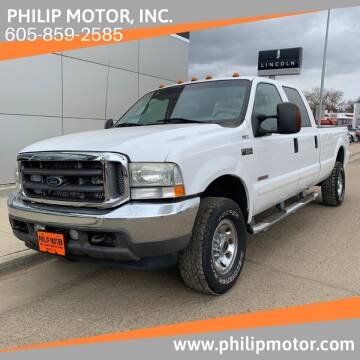 2003 Ford F-350 Super Duty for sale at Philip Motor Inc in Philip SD