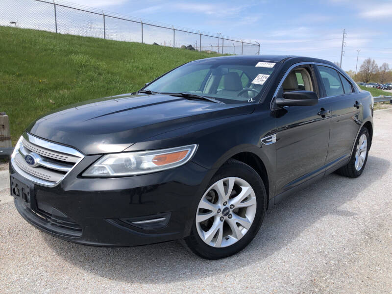 2011 Ford Taurus for sale at Sonny Gerber Auto Sales in Omaha NE