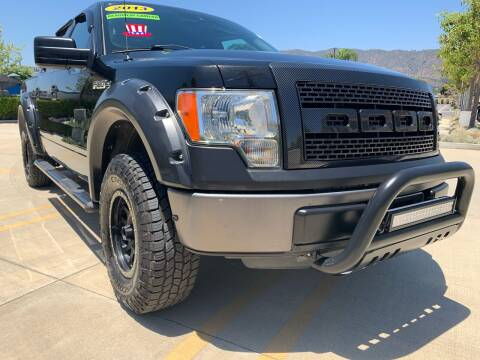 2013 Ford F-150 for sale at Select Auto Wholesales in Glendora CA