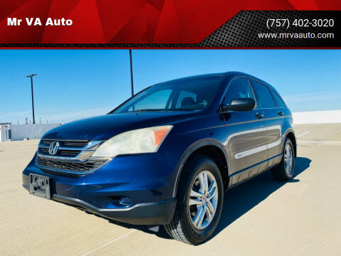 2010 Honda CR-V for sale at Mr VA Auto in Chesapeake VA