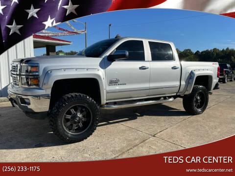 2015 Chevrolet Silverado 1500 for sale at TEDS CAR CENTER in Athens AL