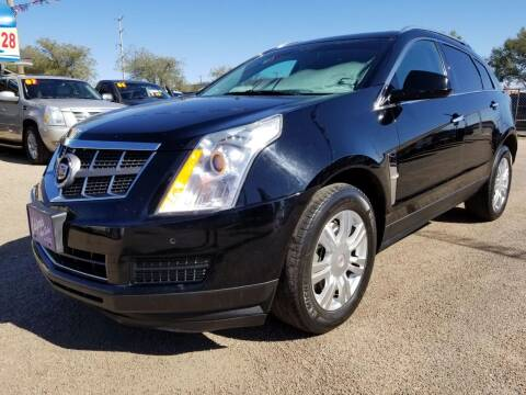 2010 Cadillac SRX for sale at California Auto Sales in Amarillo TX