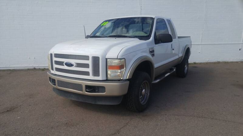 2008 Ford F-350 Super Duty for sale at Advantage Auto Motorsports in Phoenix AZ