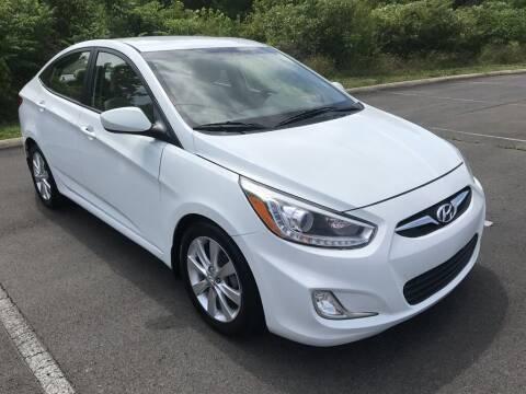 2014 Hyundai Accent for sale at J & D Auto Sales in Dalton GA